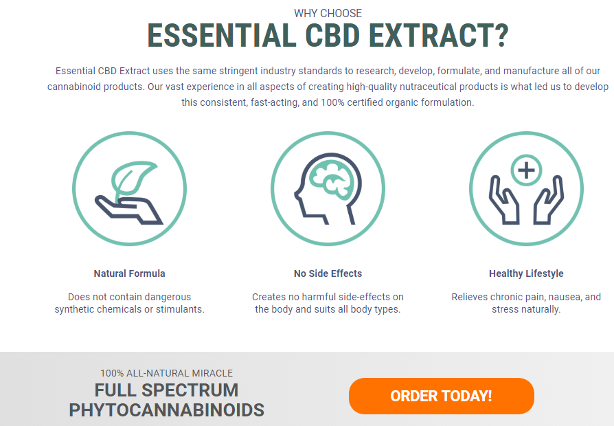Essential CBD Extract3
