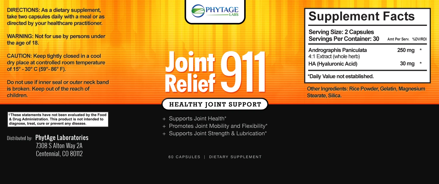 Joint Relief 9111