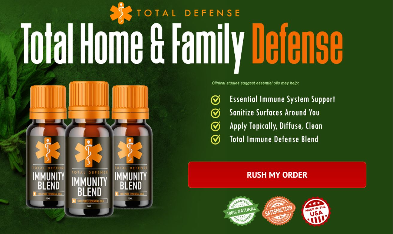 Total Defense Immunity Blend