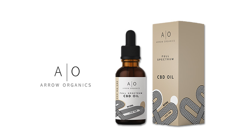 Arrow Organics CBD