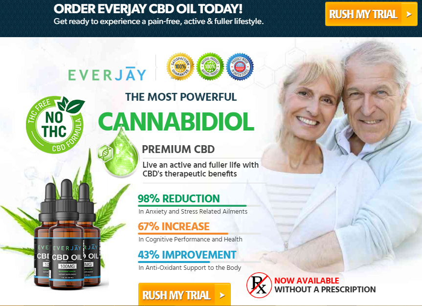 Everjay CBD Oil