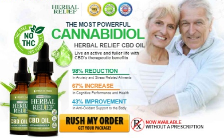Herbal Relief CBD