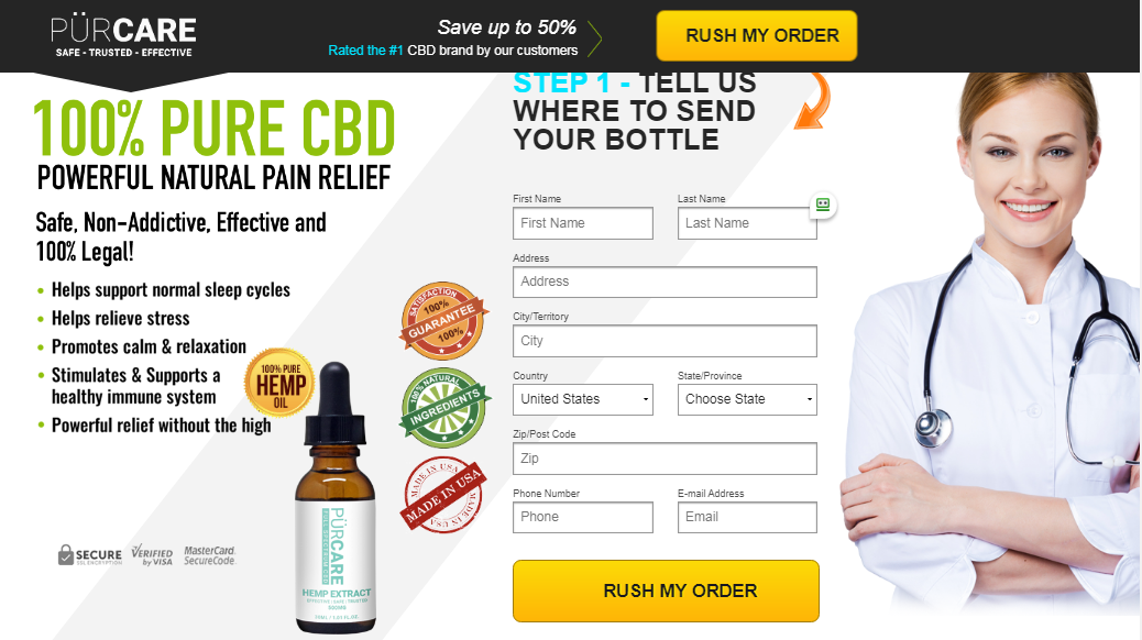 PurCare CBD Oil