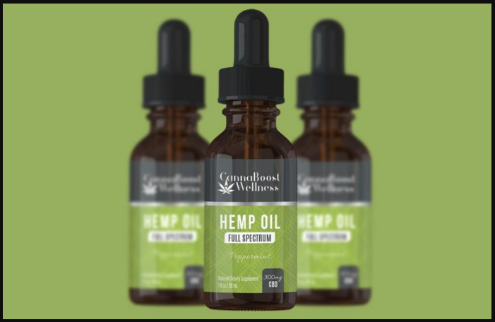 Cannaboost Wellness CBD