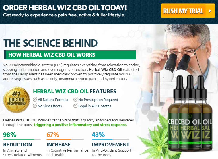 Herbal Wiz CBD