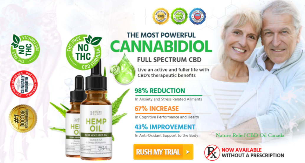 Nature Relief CBD
